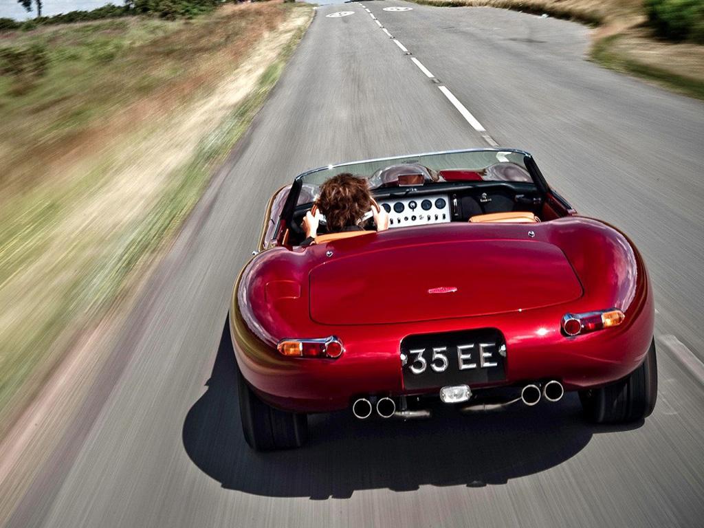 2011款捷豹e type speedster 高清图片