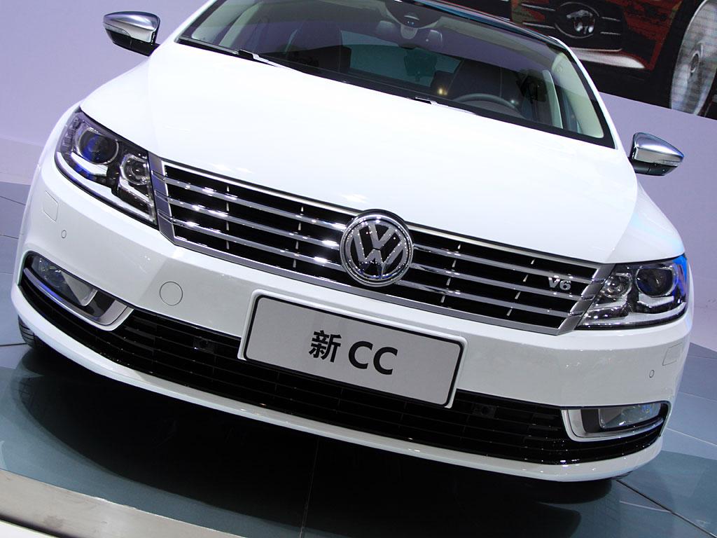 一汽 大众cc 2012款 v6图片