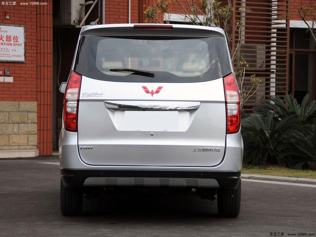 五菱宏光S的车质量如何高清图片