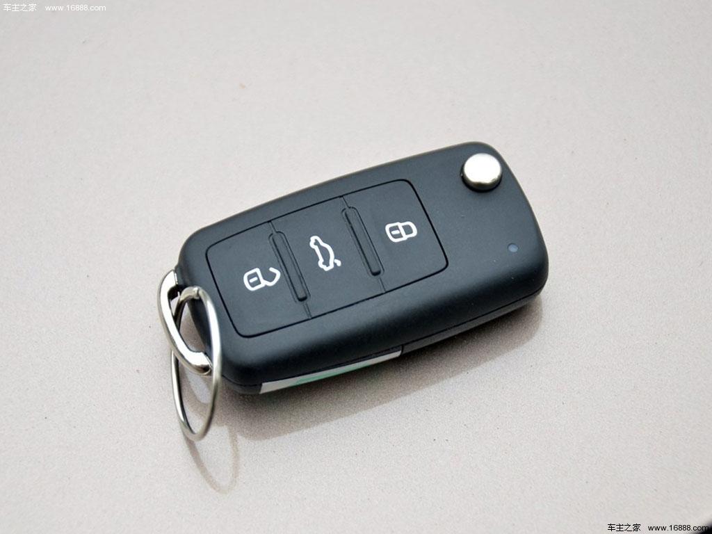 大众宝来车钥匙电路图