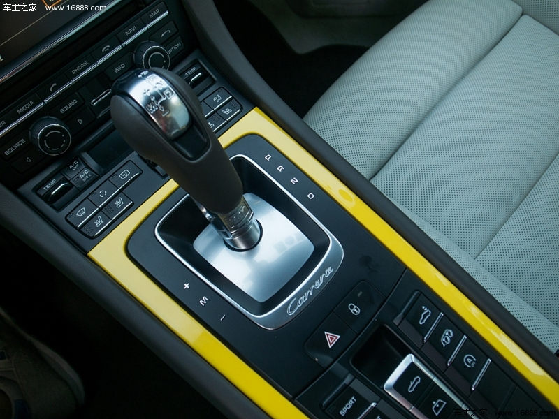 macan中控台按钮图解