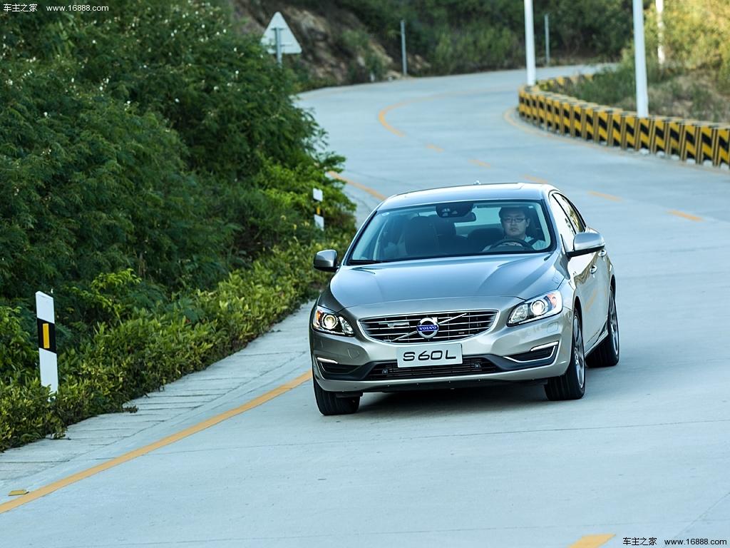日前沃尔沃汽车针对全新s60l在深圳组织了系列媒体试驾活动高清图片