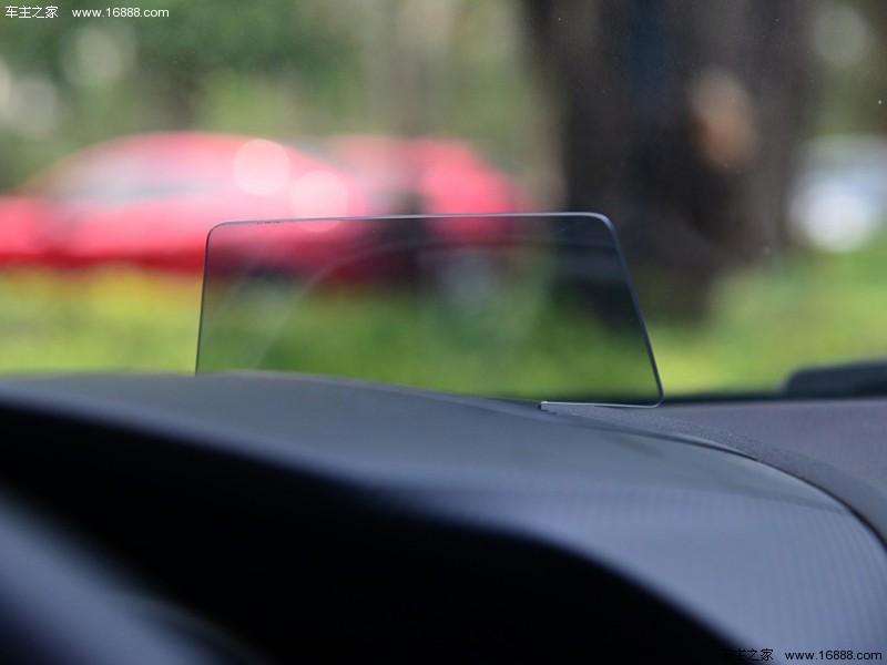 昂克赛拉内饰图片 – 车主之家