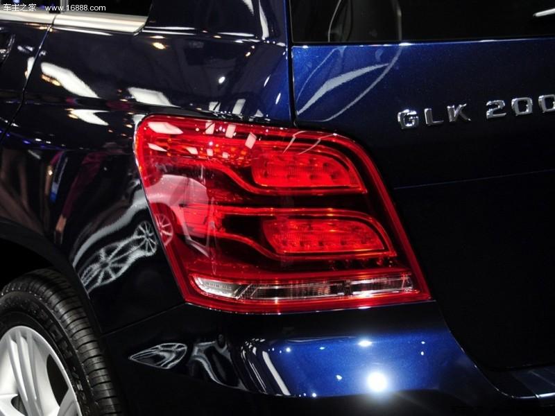 奔驰glk级2014款 glk 200 标准型高清图片