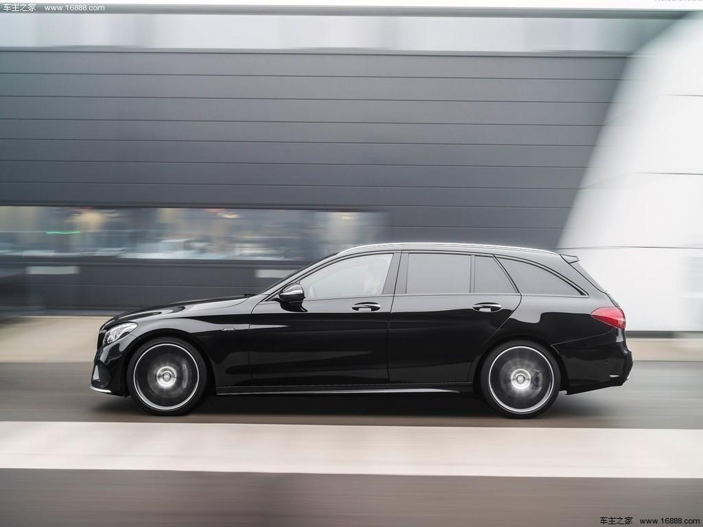 奔驰c级(进口)2015款 c