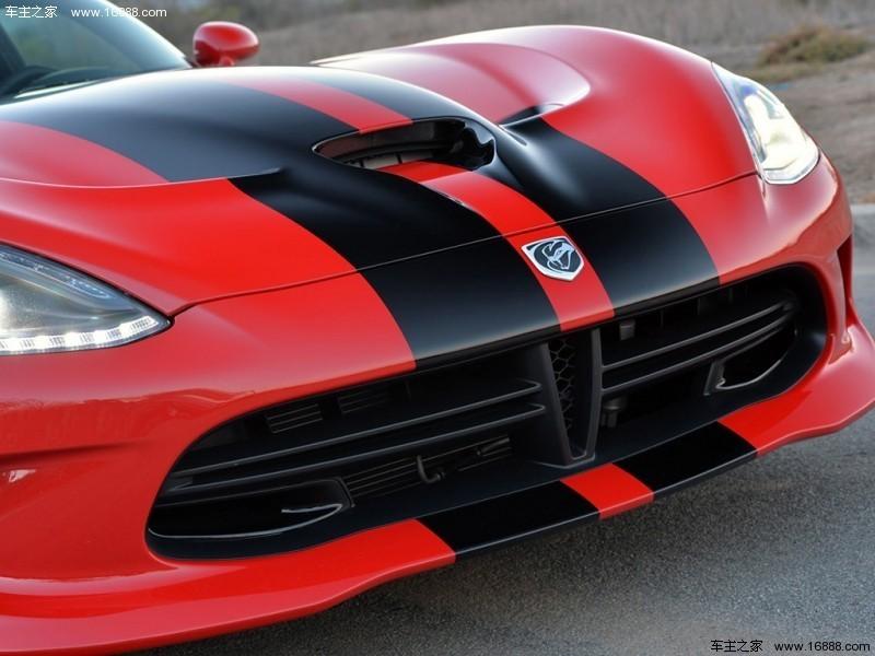蝰蛇2013款 8.4l srt gts