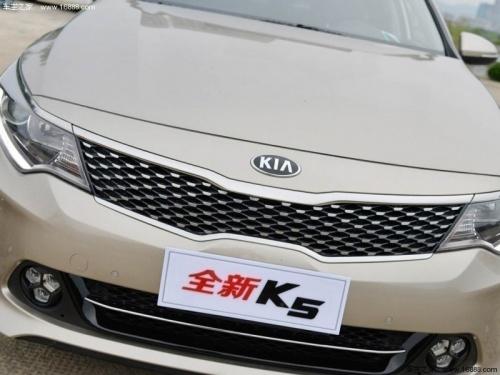 购起亚k5享7万优惠厂家促销走量全国可上牌高清图片