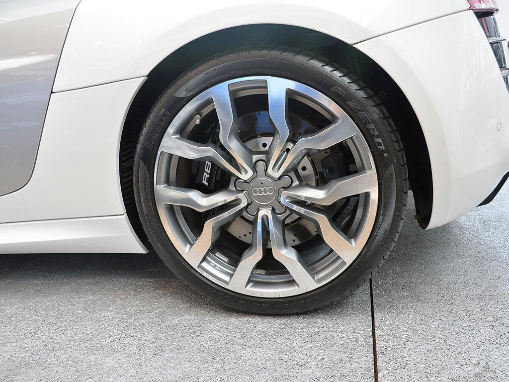 轮毂高清图片 奥迪R8壁纸图片–高清图片