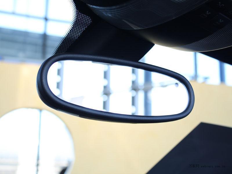 奔驰slk级奔驰slk车内后视镜高清图片