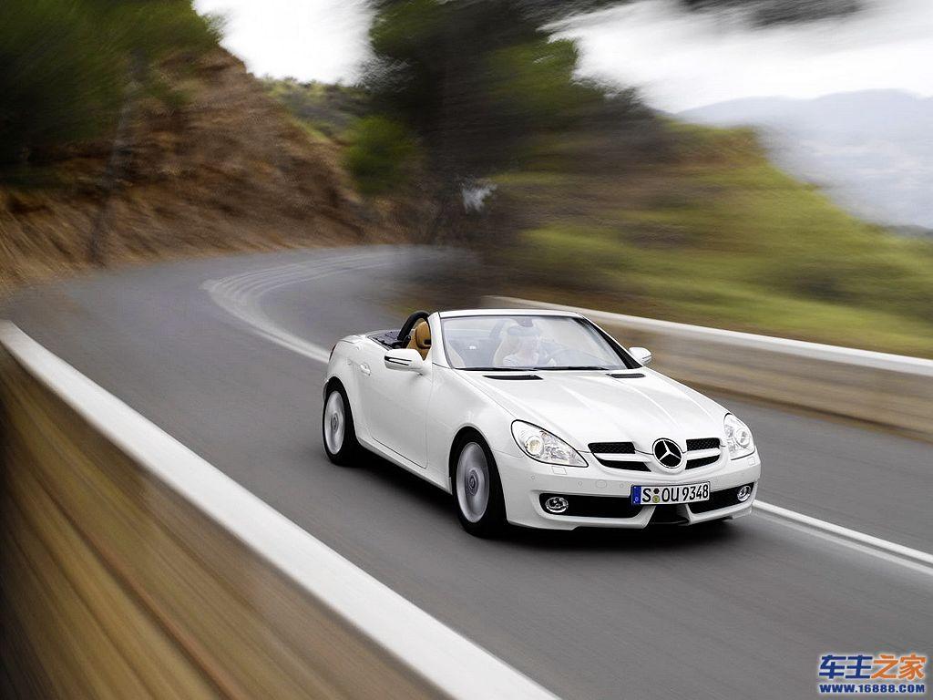 奔驰汽车 高清图片