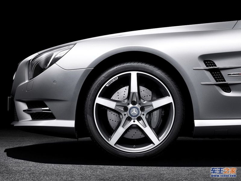 奔驰sl级 2011款 sl 500 grand edition 21 24