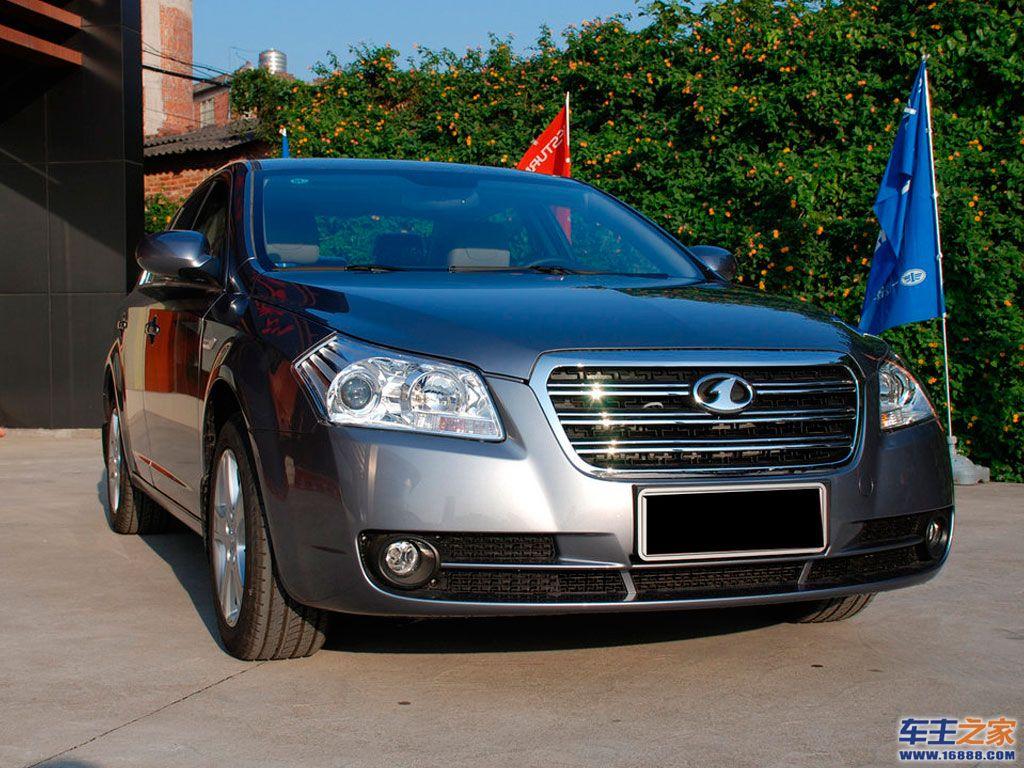 2010款奔腾b70外观图片 09款奔腾b70特装版将上市  高清图片