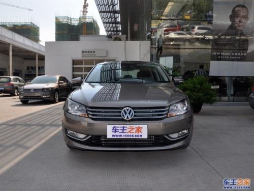 北京大众4s店 帕萨特降7万全国可上牌高清图片