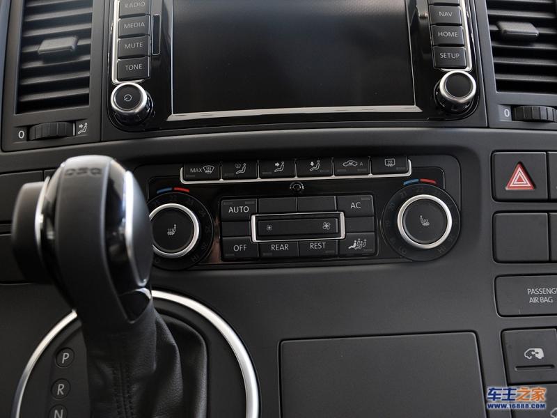 空調調節按鈕 邁騰(進口)內飾圖片 – 車主之家