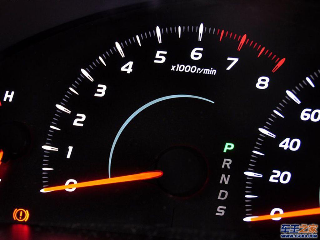 凯美瑞转速表