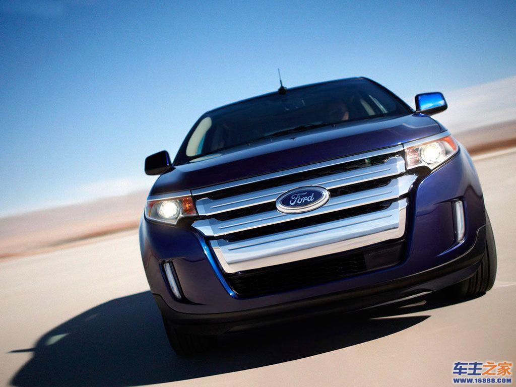 福特锐界 全部都是重武器 三款将进口suv车型解析 高清图片
