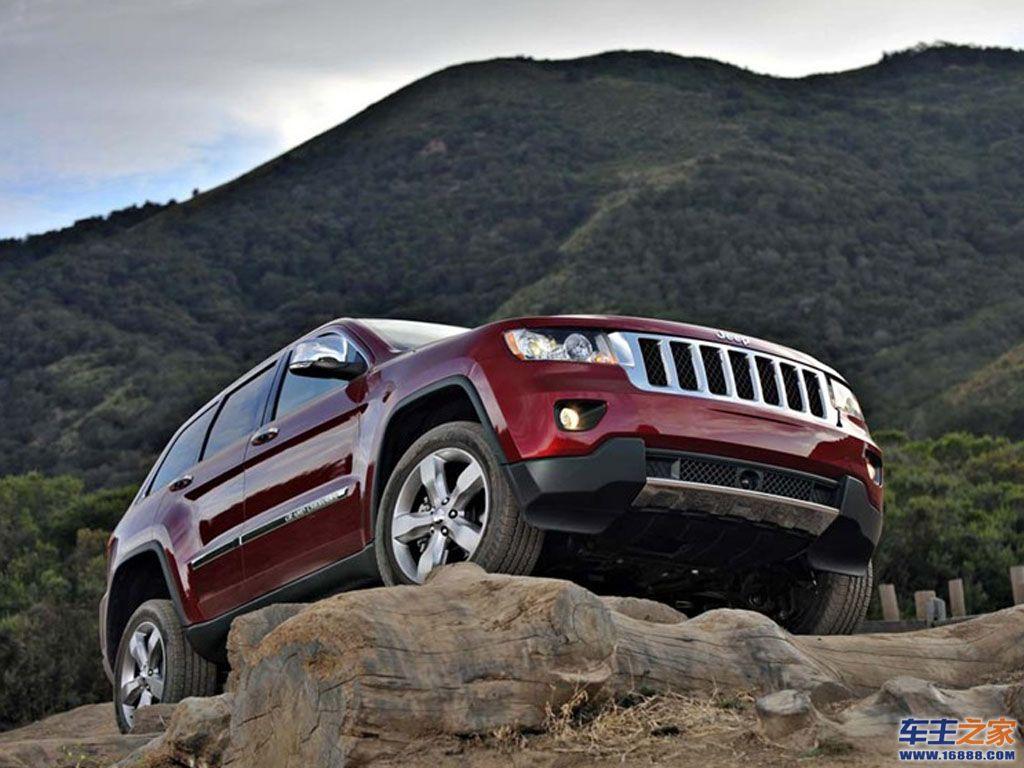 大切诺基 转 初探高端suv之王 xcar试驾全新jeep大