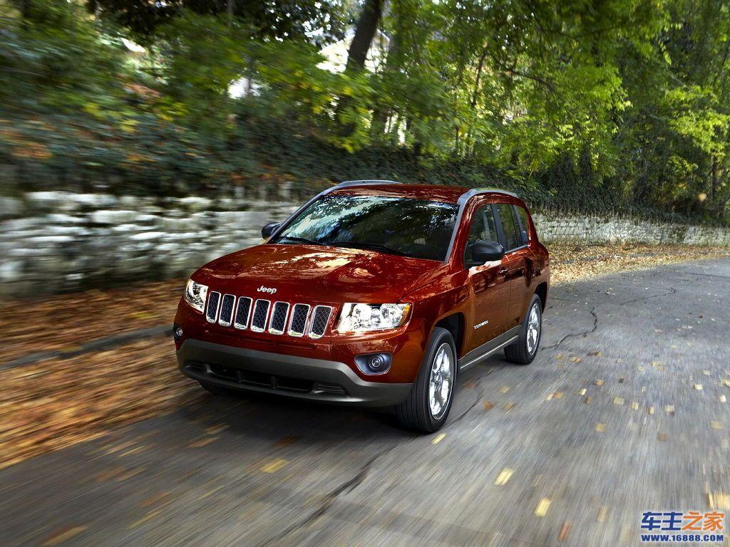 新指南者车身造型与大切相似. jeep新指南者上市 6款竞品 高清图片