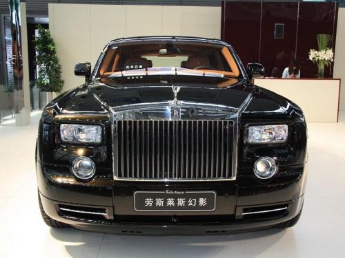 劳斯莱斯幻影6.7 双门轿跑车加30万元高清图片