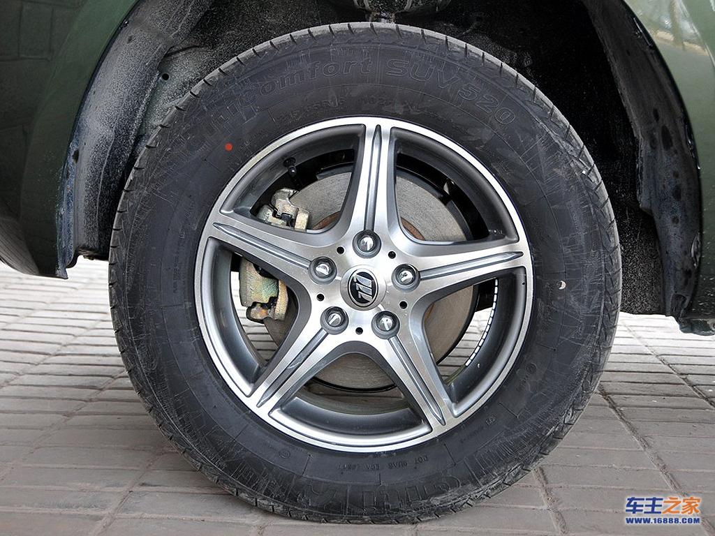 轮胎|力帆x60图片 – 车主之家