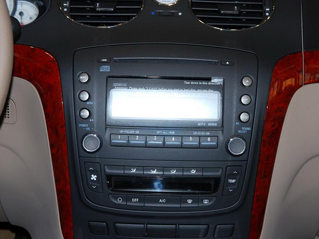 荣威750音响系统面板宝骏630后尾盖板修复图片