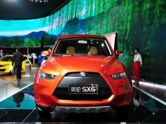 吉利SX6