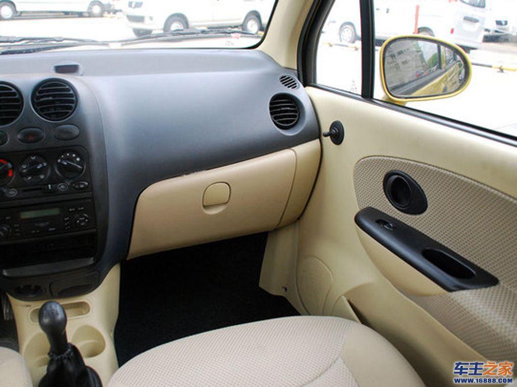 雪佛兰乐驰; 乐驰乐驰副驾驶室; 04-09款 乐驰图片