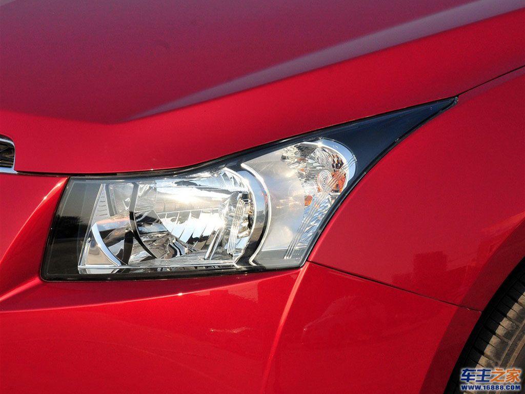 科鲁兹发动机盖; 雪弗兰 科鲁兹 运动贴反光车贴灯眉贴车灯贴装饰贴