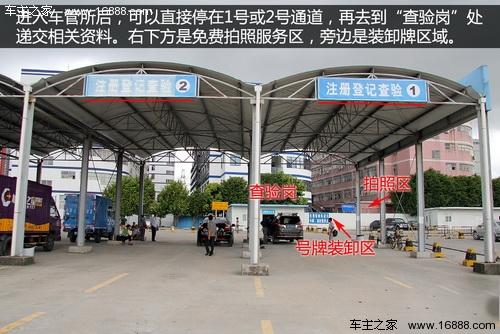 深圳/深圳西丽车管所