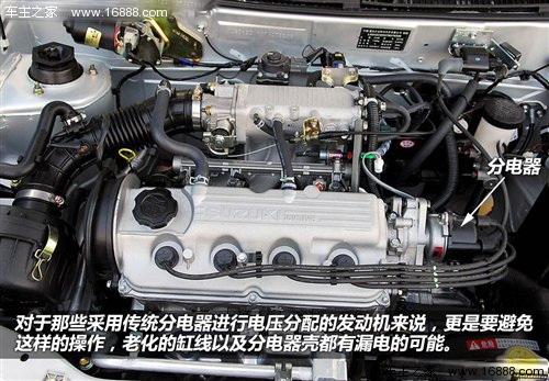 汽车油泵内部结构