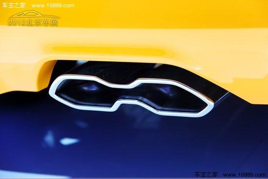 新一代福特福克斯st亮相车展 与gti争锋高清图片