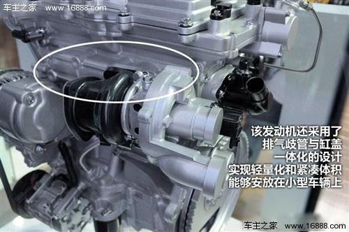 前置泵的结构图
