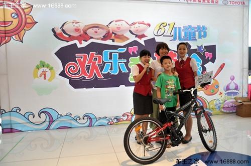 欢庆六一儿童节