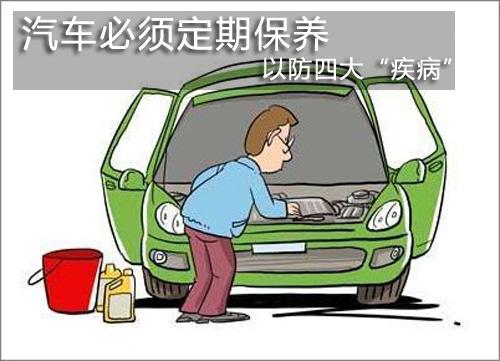 汽车日常保养有哪些项目? 百度文库