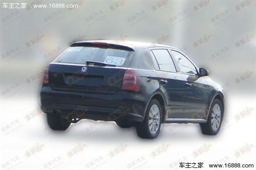 大众朗逸sportback两厢版与奥迪a3sportback高清图片
