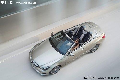 跑车型上,发动机启停系统以及最新的奔驰主动式安全系统高清图片