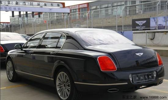 2014款宾利欧陆飞驰属于facelift版本,但从预告图来看,新车将会高清图片