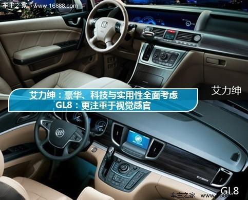 俊峰东本七座商务车艾力绅决战gl8高清图片