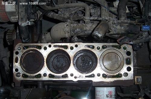 发动机噪音异常?说说拉缸故障主要原因