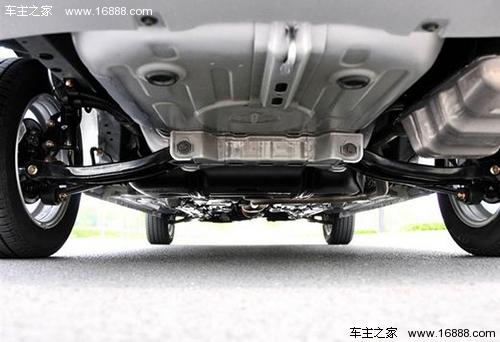 有备则无患 汽车底盘机件损坏急救有方高清图片