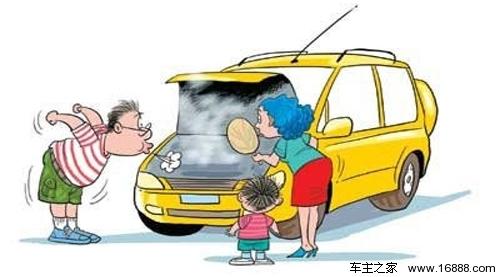 汽车电路系统若缺少保养后果很严重