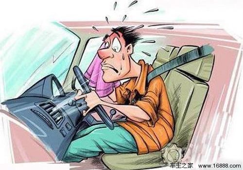 汽车空调异响及转向灯不亮等故障解析高清图片