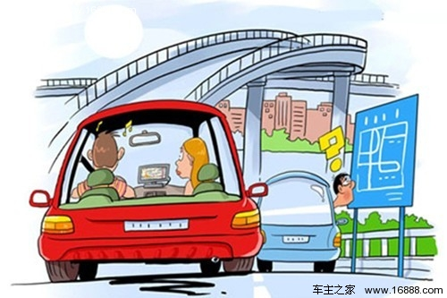 汽车驾驶技巧 驾车六大注意事项需谨慎 新手上路须知