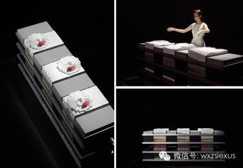 雷克萨斯主题设计展亮相2014年米兰设计周