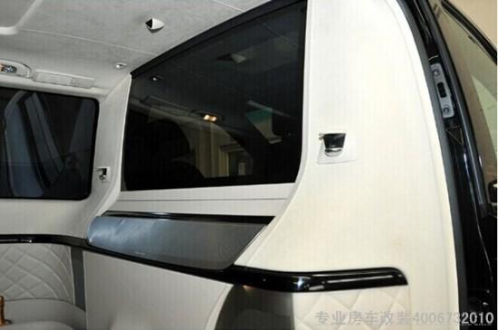 个性设计丰田塞纳座椅丰田塞纳商务车改装 高清图片