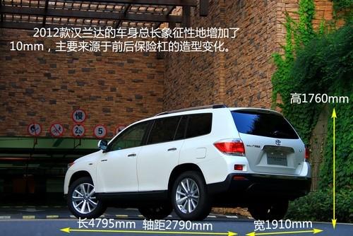 丰田汉兰达2.7优惠价格 新汉兰达2014款报价