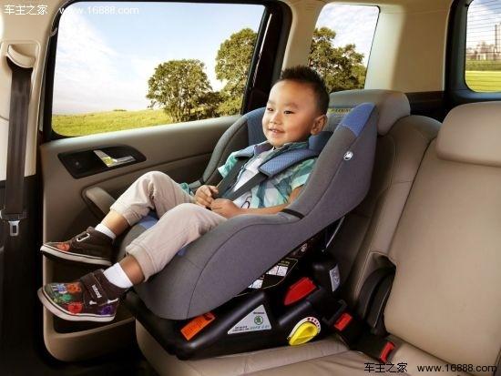进出口儿童安全座椅正式实施强制检验
