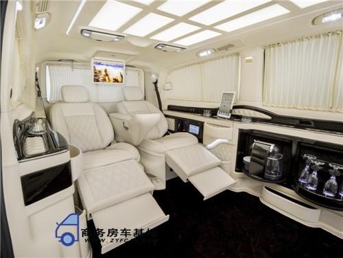 别克GL8商务车改装别克GL8内饰座椅改装高清图片