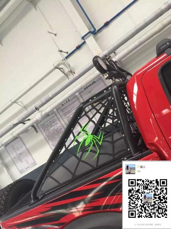 福特猛禽F150超级皮卡改装版现车 改装配件高清图片