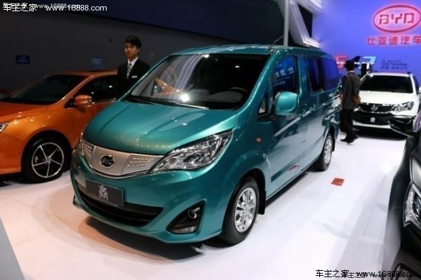 比亚迪商确定入湘生产 打造电动车生产基地高清图片